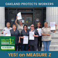 Yes On Z: Stand with Hotel Workers