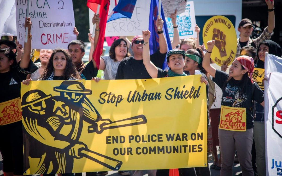 Working to End Police Militarization