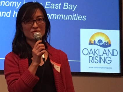 Social Justice Issues Briefing for Oakland Elected Officials