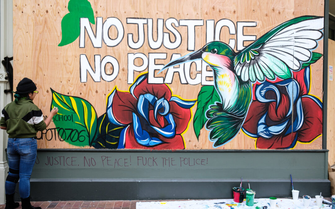 BERKELEYSIDE – 'Pillar' organizations call for civil disobedience against Oakland's curfew tonight. Here's what's at stake
