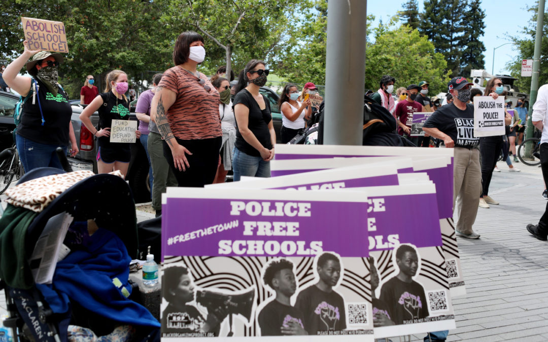 THE MERCURY NEWS: Oakland Unified to shed police department in wake of George Floyd's death