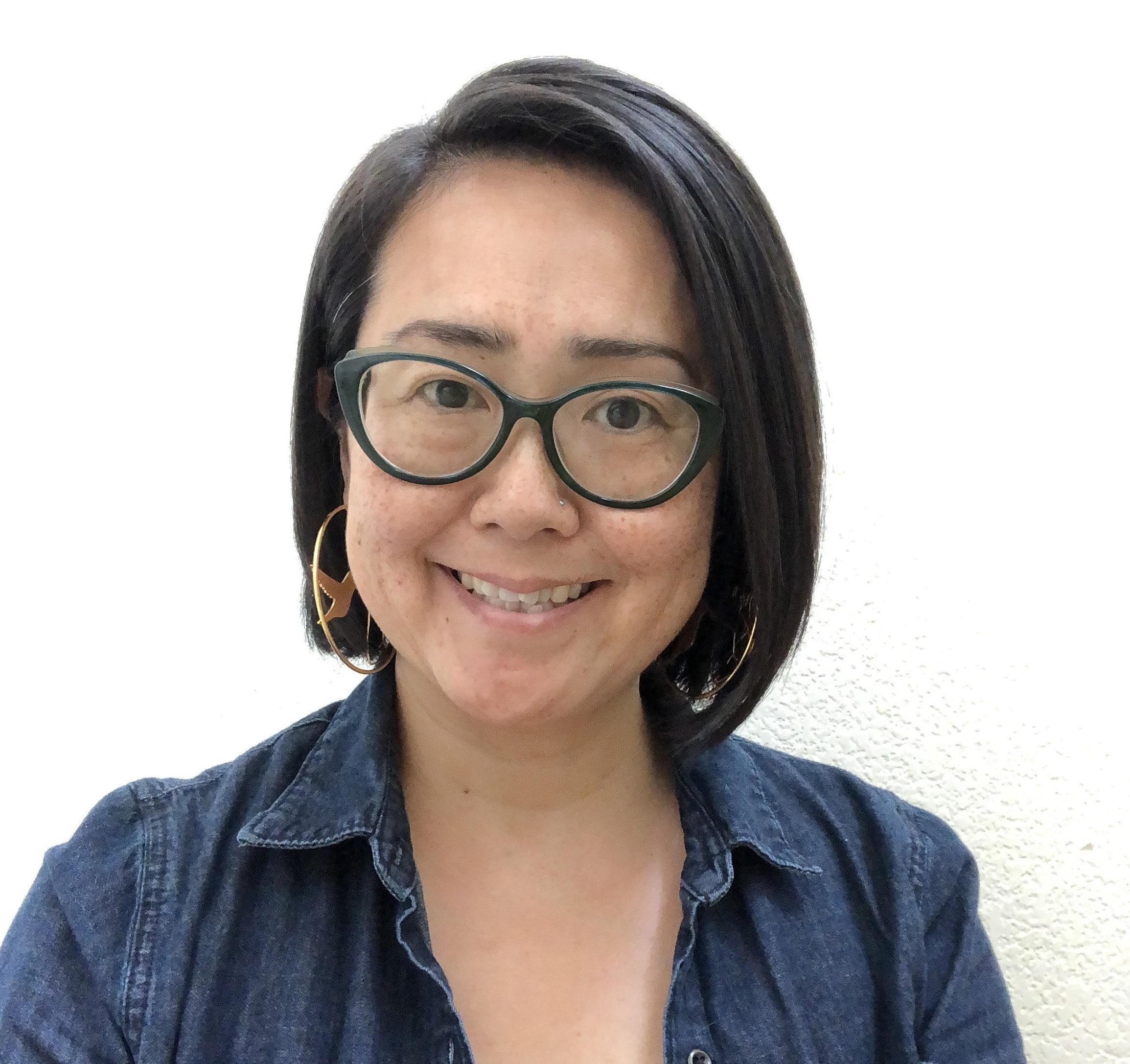 Liz Suk (Pronouns: she/her)