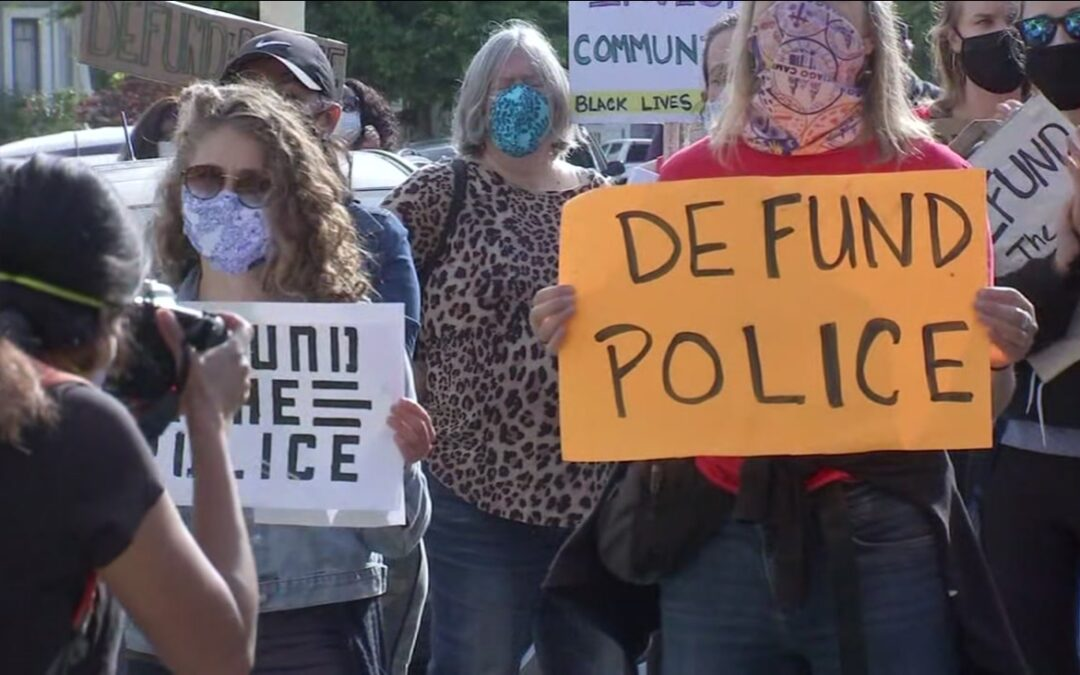 ABC 7 NEWS: Community groups pressure City Council members to defund Oakland police