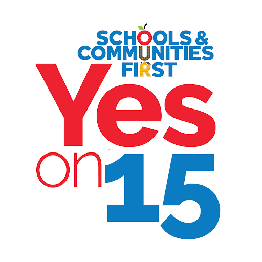 YES on 15! Schools & Communities First