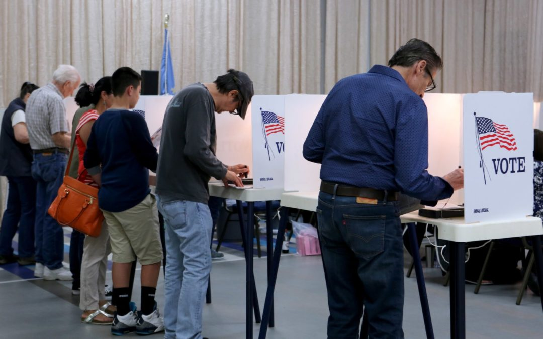 Up To 160 Votes Not Counted Due To Voting Center Error In Oakland
