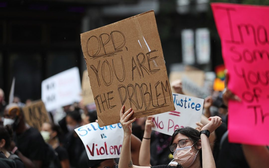 94.1 KPFA: Oakland moves a step closer to public safety reforms and defunding OPD