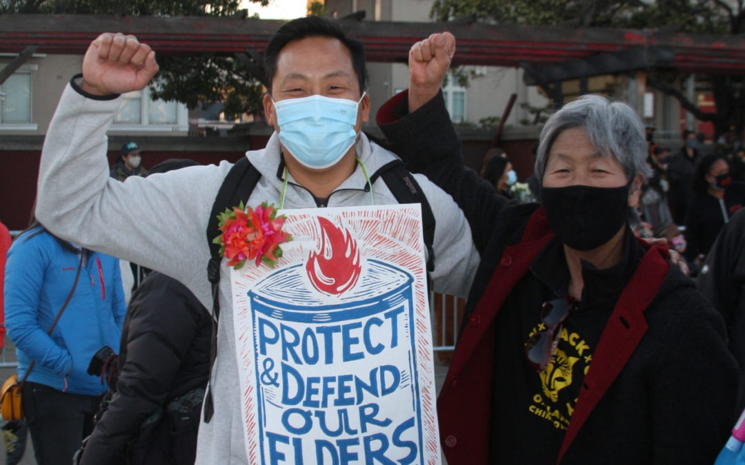 94.1 KPFA: Ending Anti-Asian Violence