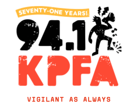 94.1 KPFA: Navigating CA's unemployment system: we take your calls with Daniela Urban with the Center for Workers' Rights; Plus: The Police Killing of Daunte Wright: what's known so far, and processing the trauma with Rosa Clemente