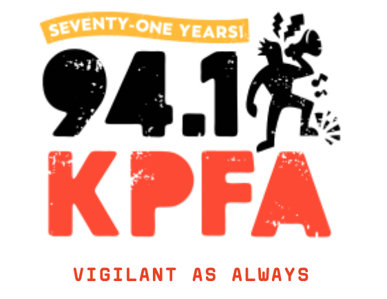 94.1 KPFA: Reducing funding for policing that is racist and unjust